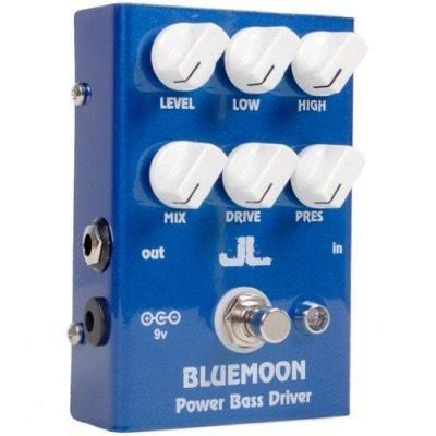 Pedal JL Bluemoon Power Bass Driver   - MegaLojaSP