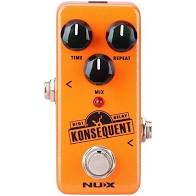 Pedal Nux Konsequent Delay NDD-2  - MegaLojaSP