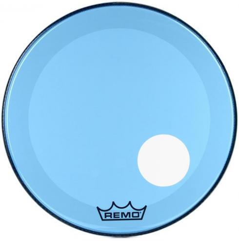"Pele Remo Powerstroke Colortone 20"" P3-1320-CT Blue  - MegaLojaSP"