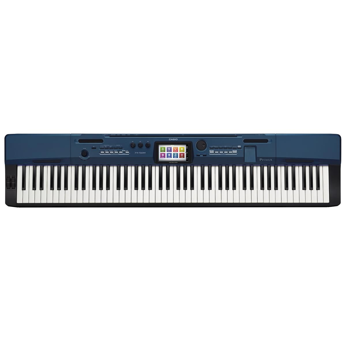 Piano Digital Casio Px560 Privia   - MegaLojaSP