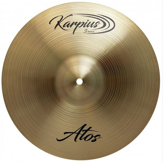 "Prato Karpius ATS Hi Hat 14"" B20  - MegaLojaSP"