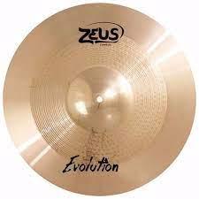 "Prato Zeus Evolution Crash 18"" B10  - MegaLojaSP"