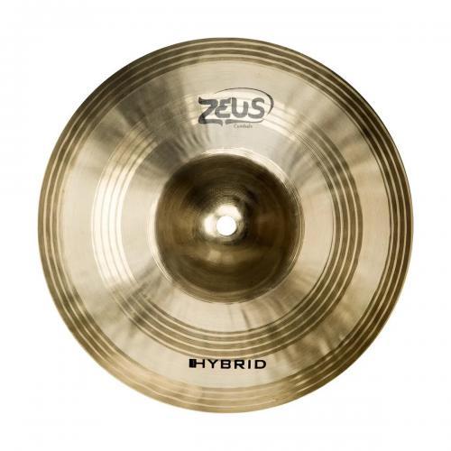 """Prato Zeus Hybrid Splash 8"""" B20 ZHS8  - MegaLojaSP"""