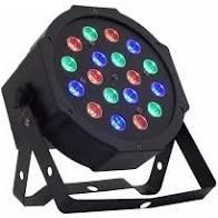 Refletor PLS PAR LED Octopus 18 Bivolt  - MegaLojaSP