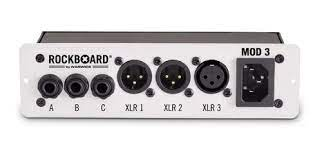 Rockboard Warwick Mod 3 PatchBay Módulo  - MegaLojaSP