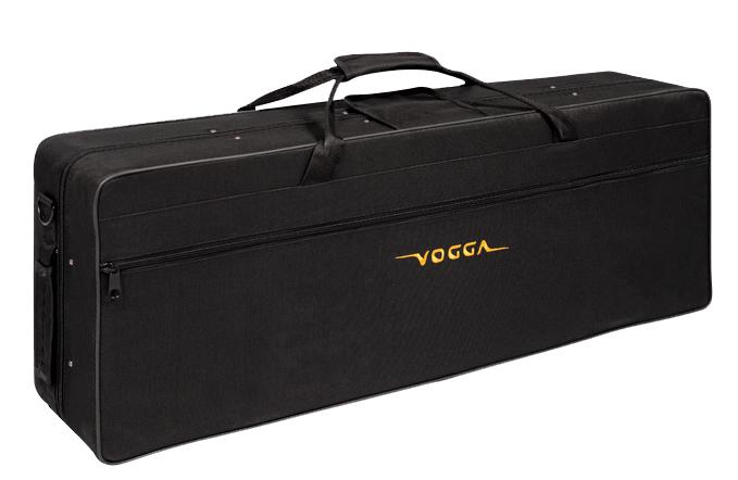 Sax Vogga Alto Niquelado c/ Case VSAS701N   - MegaLojaSP