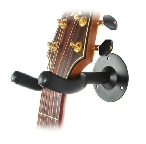 Suporte de Parede Mellody  Violão Guitarra Contrabaixo J10DK  - MegaLojaSP