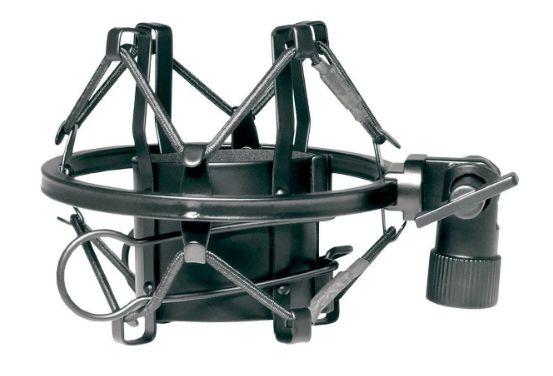 Suporte Konect Shock Mount para Microfone Antiestático T2  - MegaLojaSP