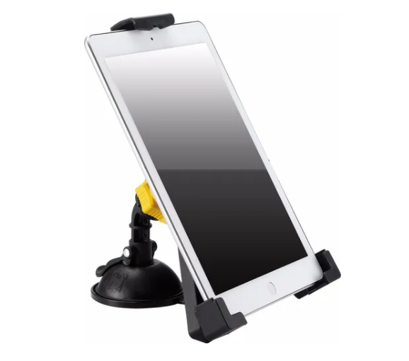 Suporte Para Pedestal Hercules Para Tablet Dg305b  - MegaLojaSP