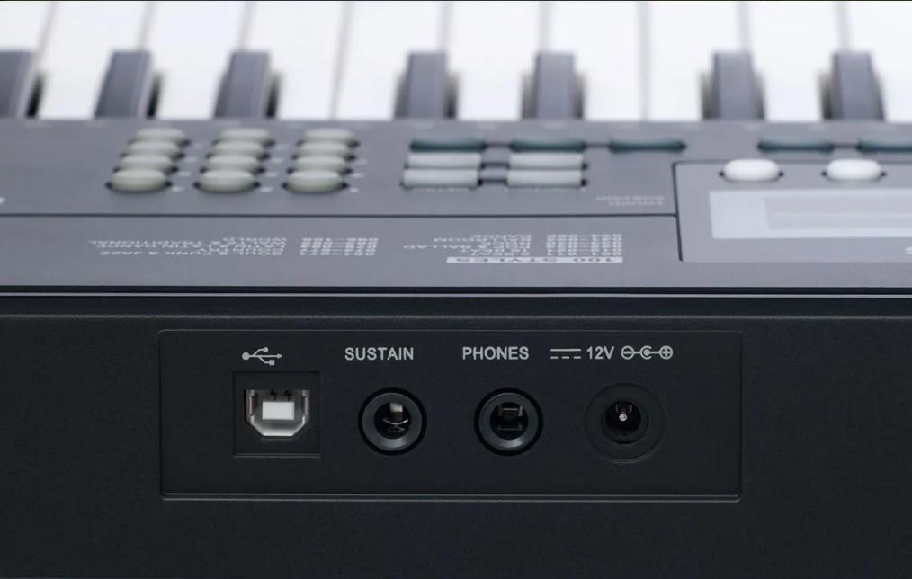 Teclado Roland Arranjador Revas 61 Teclas USB MIDI KB330  - MegaLojaSP