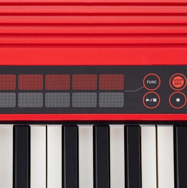Teclado Roland Go:Keys Piano 61 Teclas GO61K Original  - MegaLojaSP