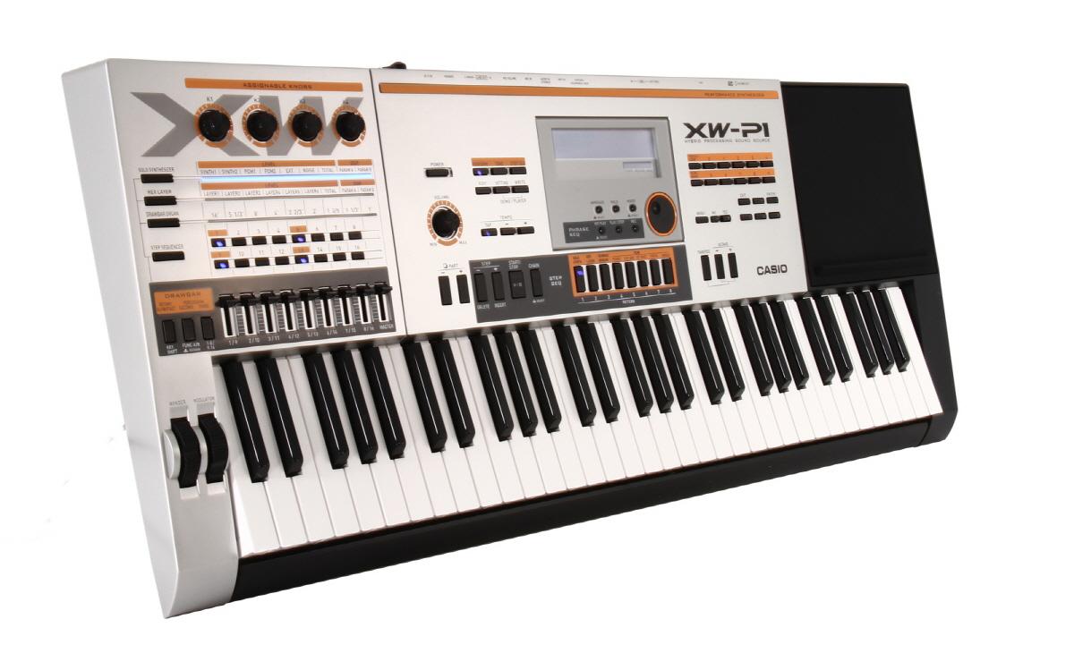 Teclado Sintetizador Casio XWP1  - MegaLojaSP