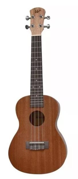 Ukulele Winner Soprano 21 Laminado Natural 11011  - MegaLojaSP