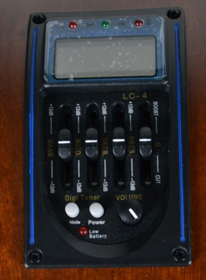 Violão Brixton Eletroacústico 6 Cordas Natural JY39NT  - MegaLojaSP