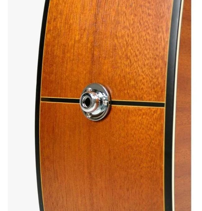 Violão Strinberg Folk 12 Cordas Natural Fosco SD220CNS  - MegaLojaSP