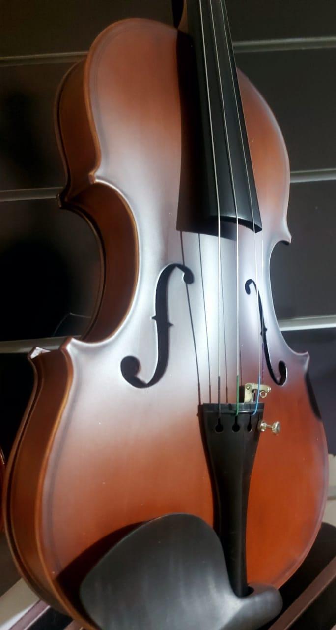 Violino Schieffer SCHV 3/4-003  - MegaLojaSP