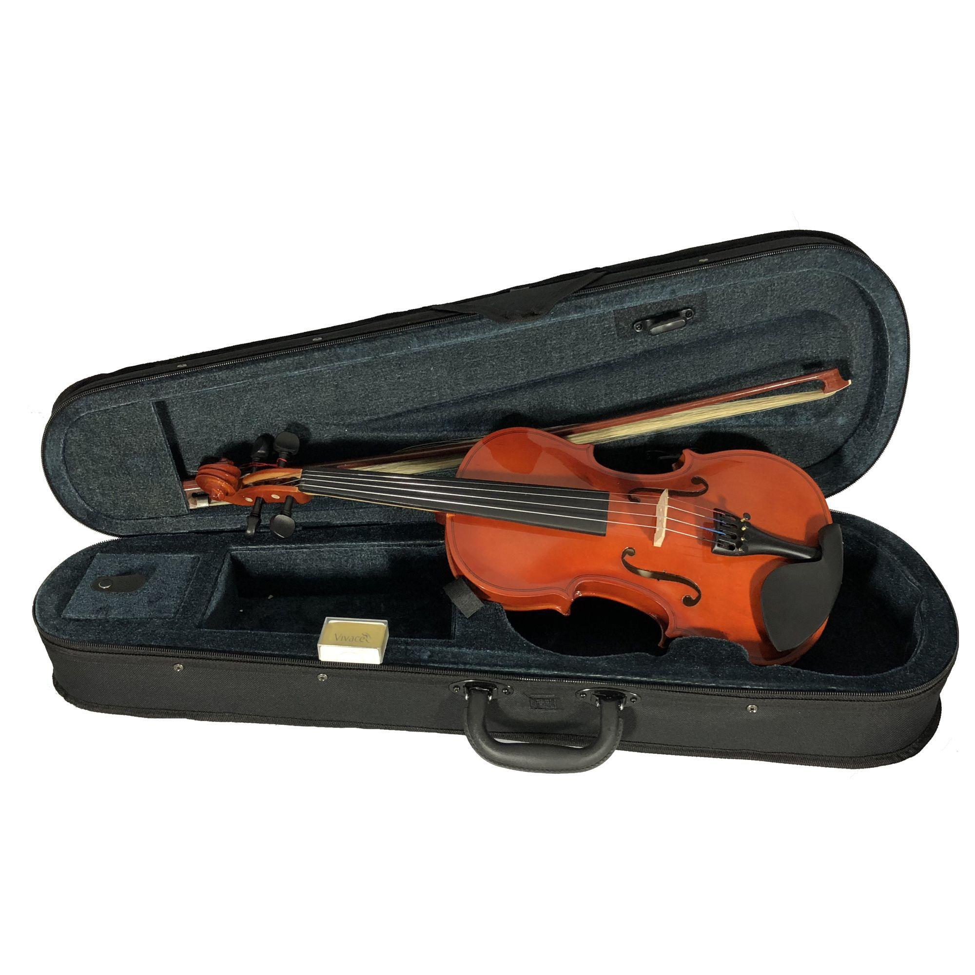 Violino Vivace Mozart 3/4 Verniz Mo34  - MegaLojaSP