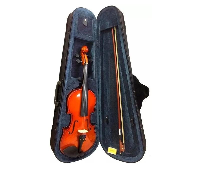 Violino Vivace Mozart Mo44 4/4   - MegaLojaSP