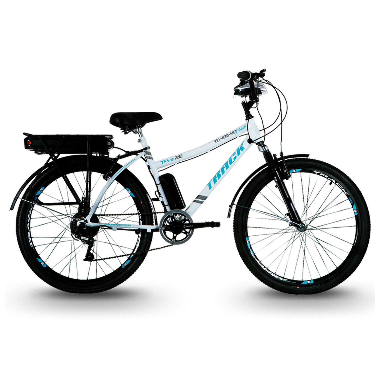 Bicicleta Elétrica TK3 Track TKE 26 Mountain Bike Aro 26
