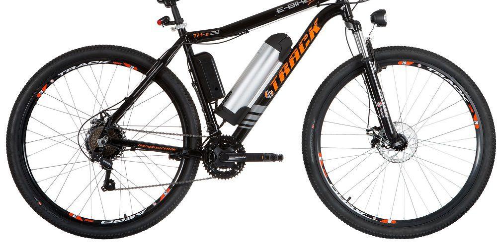 Bicicleta Elétrica Track Bikes TB TKE 29 Mountain Bike Aro 29