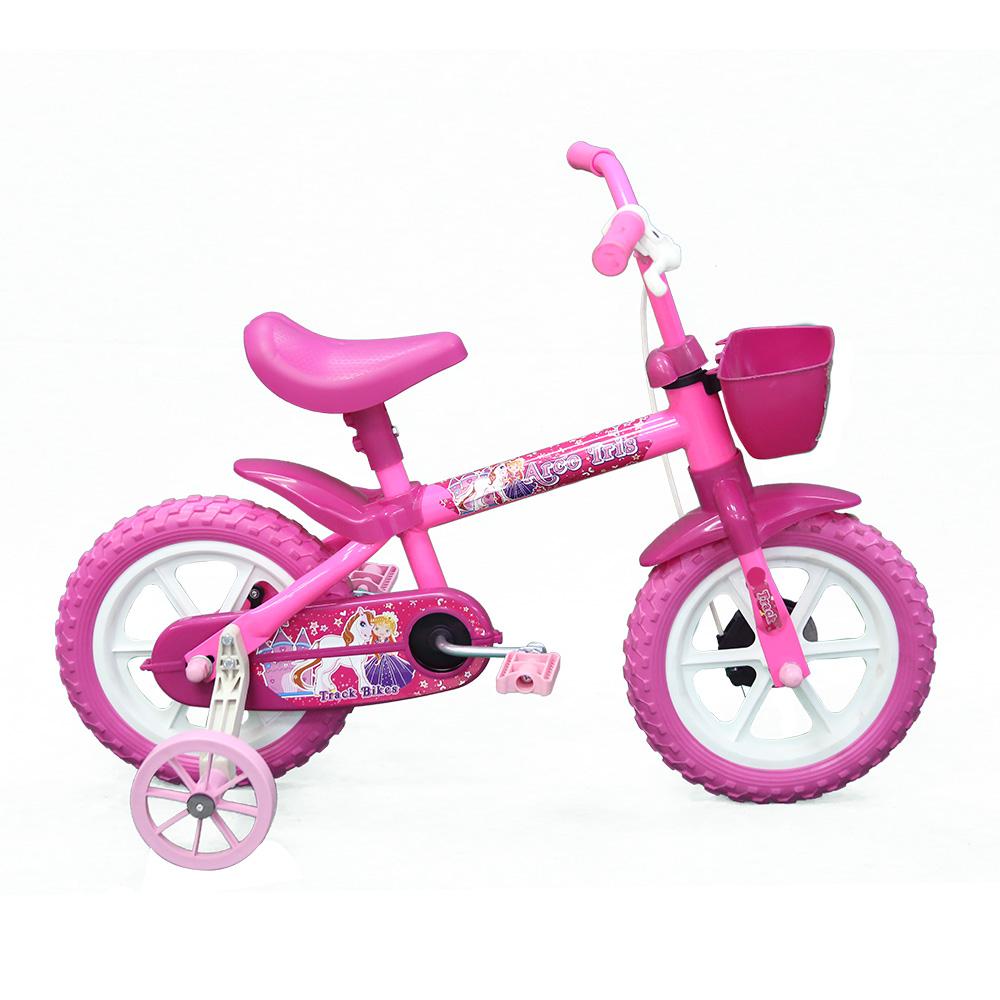 Bicicleta TK3 Track Arco Iris Infantil Aro 12