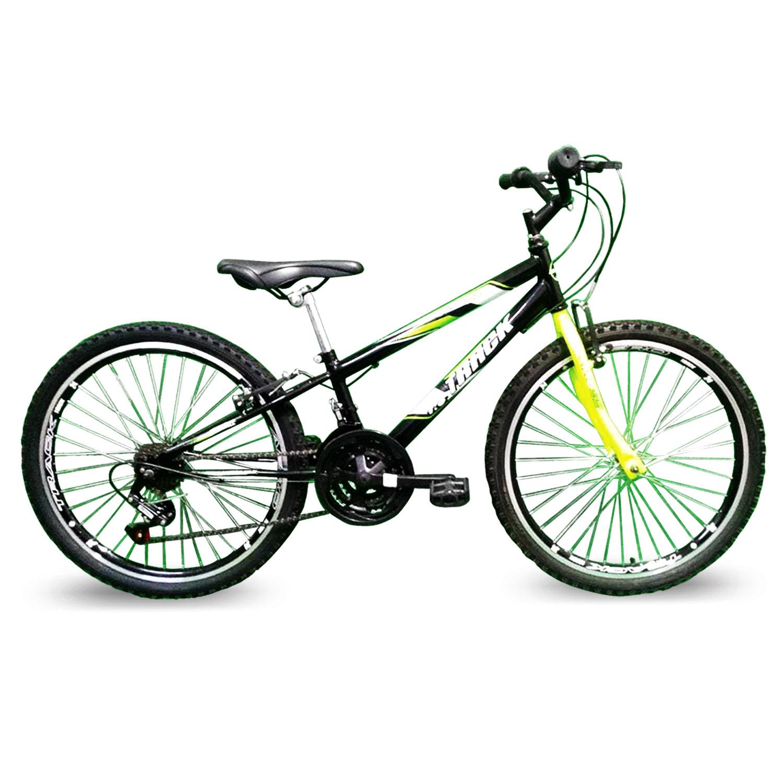 Bicicleta TK3 Track Axess Juvenil Aro 24
