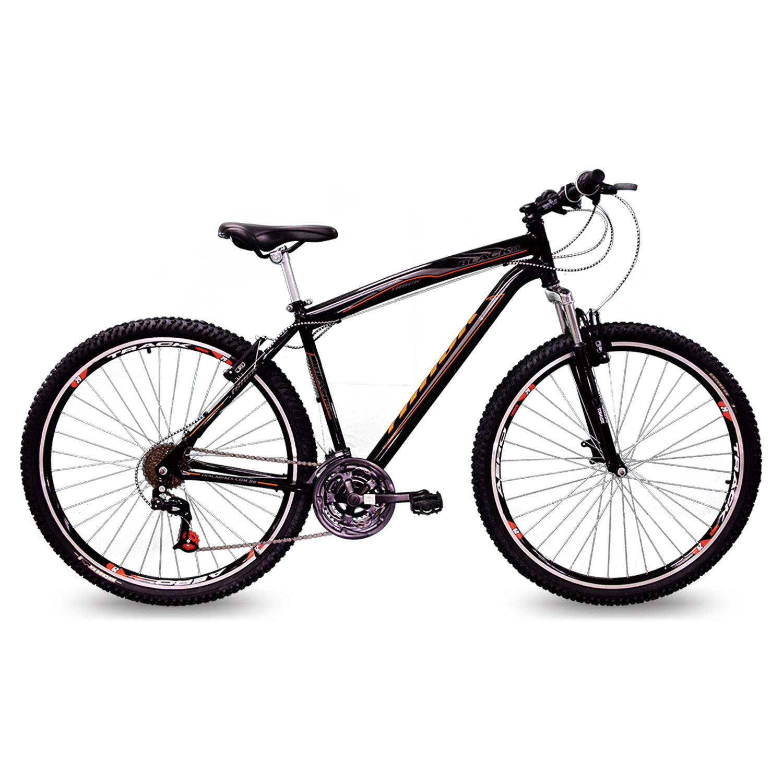 Bicicleta TK3 Track Black 29  Mountain Bike Aro 29