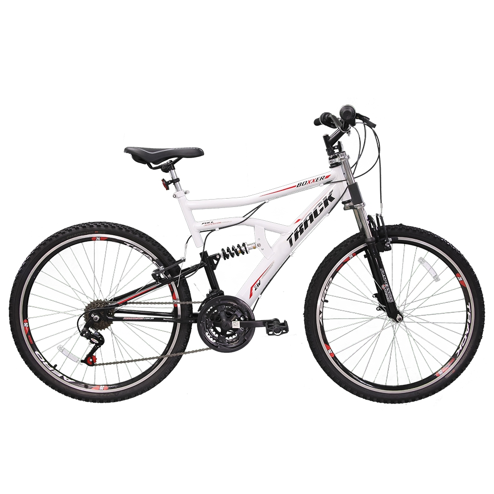 Bicicleta TK3 Track Boxxer New Mountain Bike Aro 26