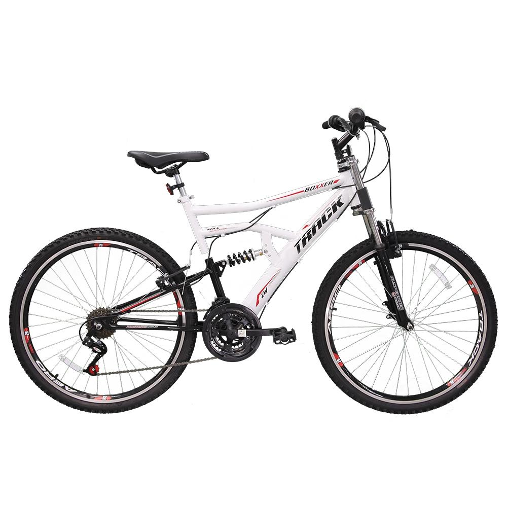 Bicicleta TK3 Track Boxxer New Mountain Bike Aro 26