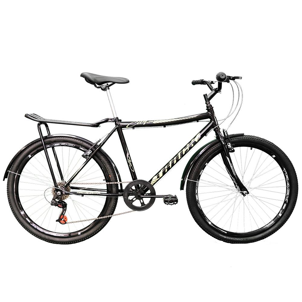 Bicicleta TK3 Track City Urb Conforto Aro 26