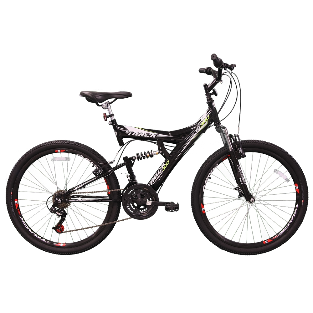 Bicicleta TK3 Track TB 300 Mountain Bike Aro 26
