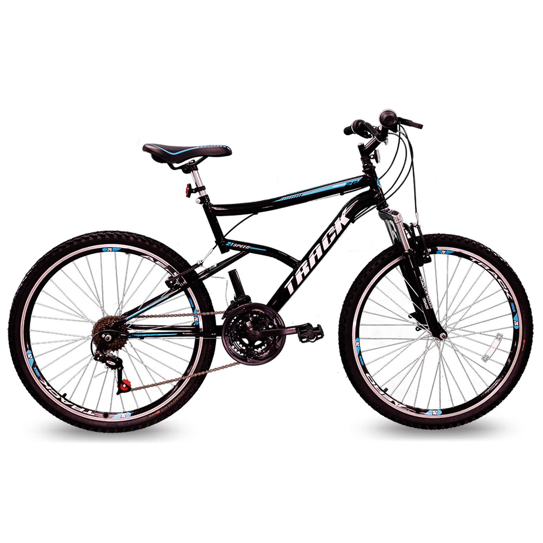 Bicicleta TK3 Track TB Master Mountain Bike Aro 26