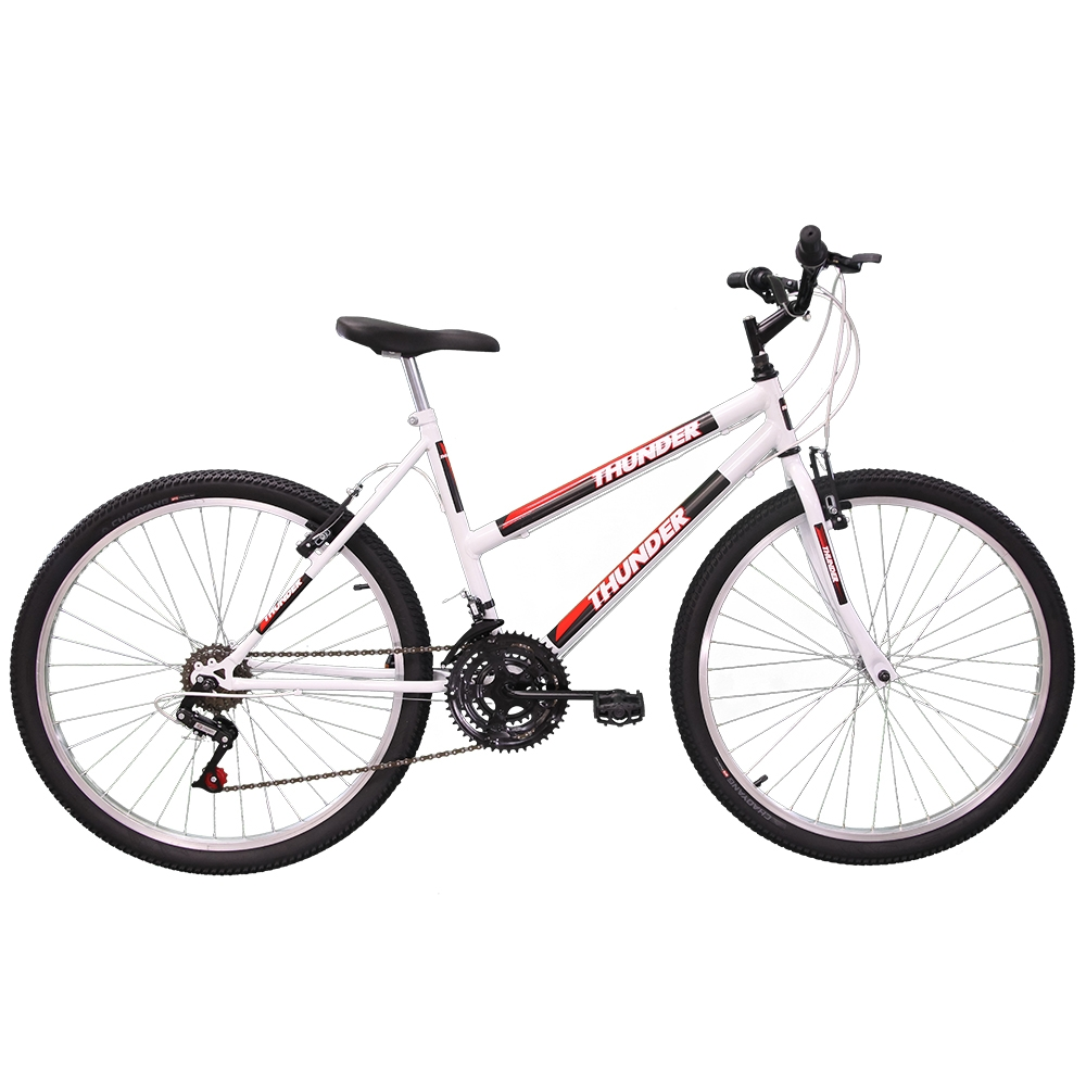 Bicicleta TK3 Track Thunder Mountain Bike Aro 26