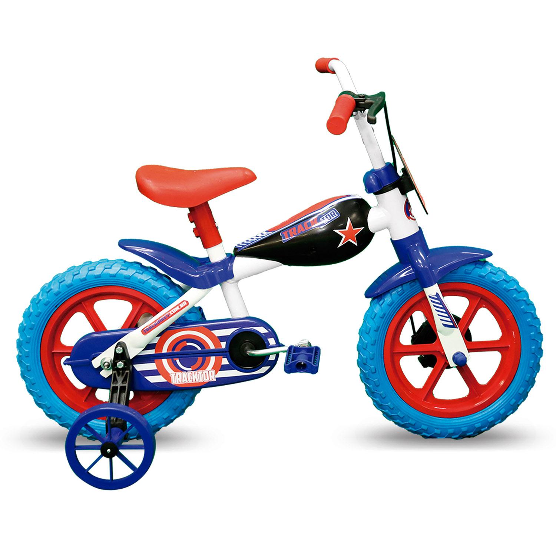 Bicicleta TK3 Track Tracktor Infantil Aro 12