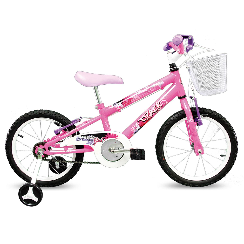 Bicicleta TK3Track Girl Infantil Aro 16