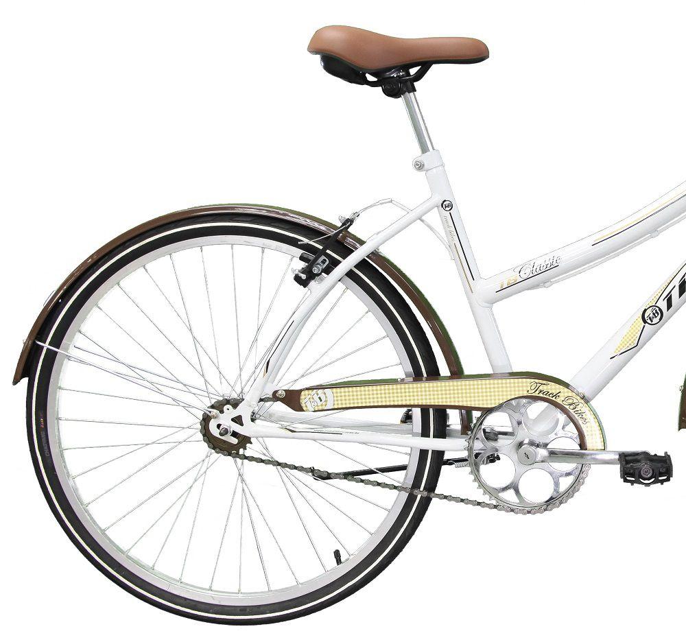 Bicicleta TK3 Track Classic Plus Conforto Aro 26
