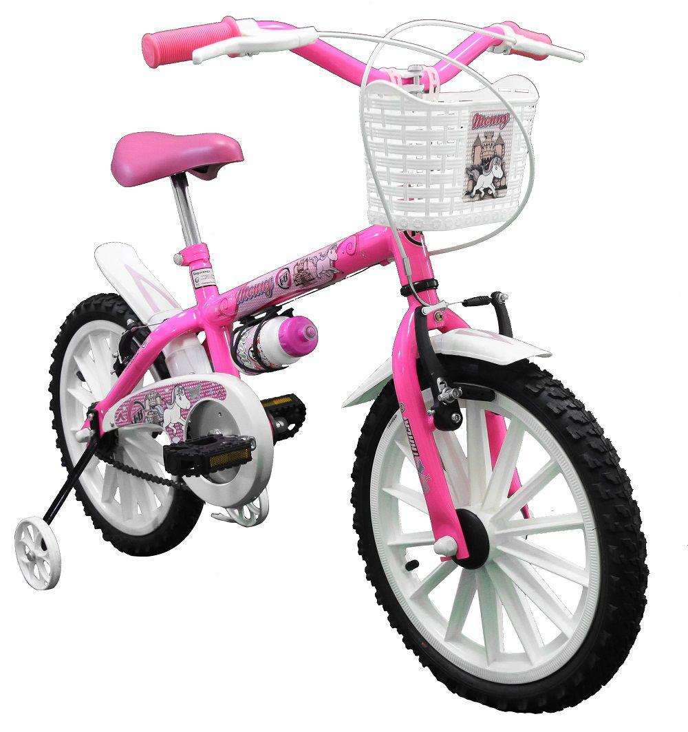 Bicicleta Track Bikes Monny Infantil Aro 16