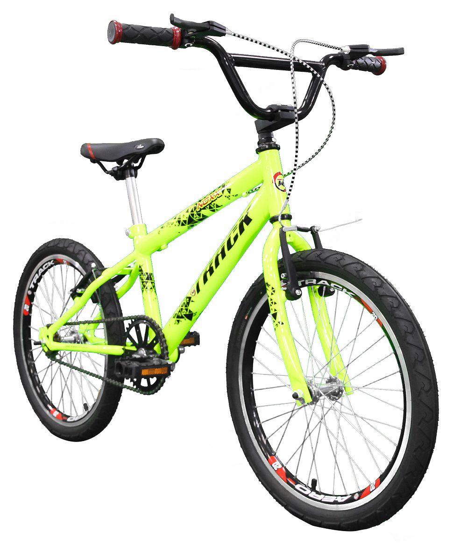 Bicicleta Track Bikes Noxx Juvenil Aro 20