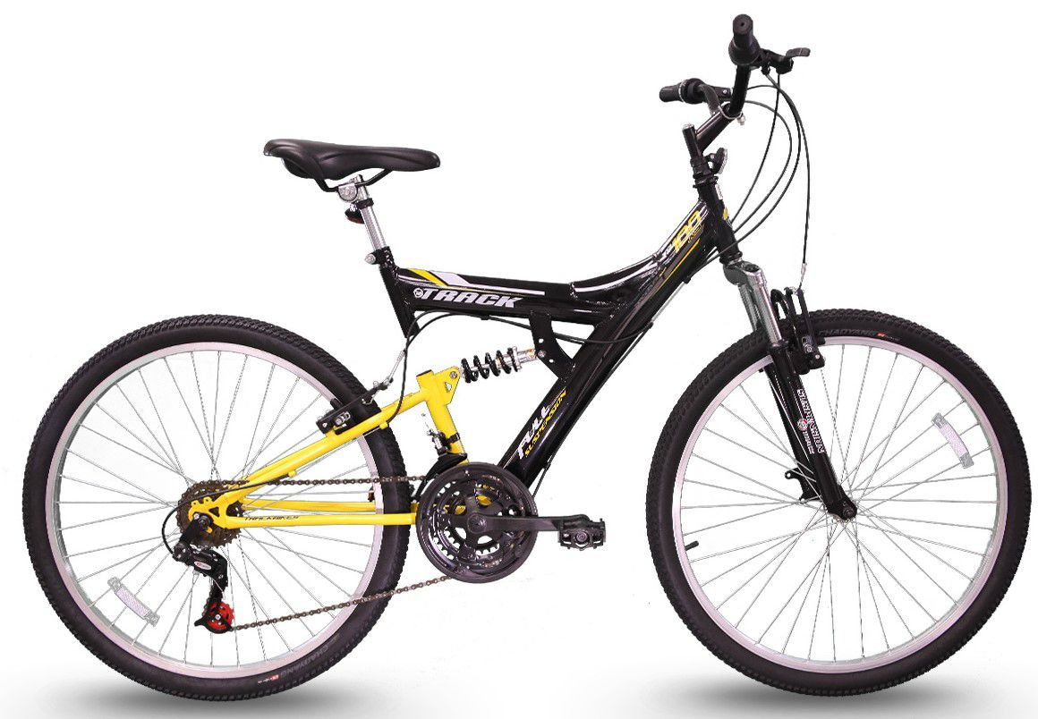 Bicicleta TK3 Track TB 100 Mountain Bike Aro 26