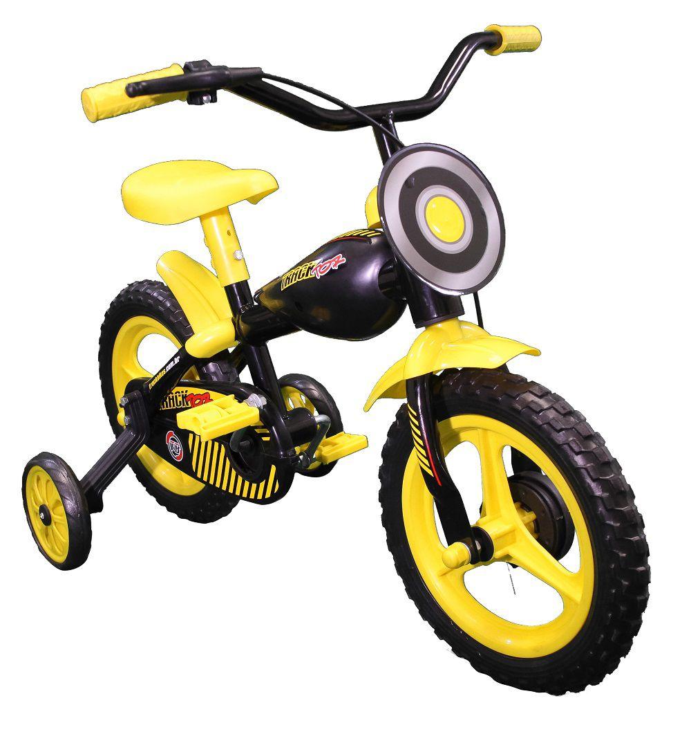 Bicicleta Track Bikes Tracktor Infantil Aro 12