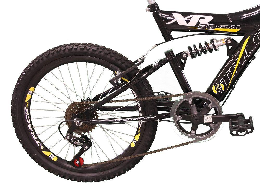 Bicicleta TK3 Track XR 20 Juvenil Aro 20