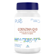 Coenzima Q10 500mg - PURIS