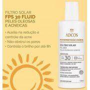 FILTRO SOLAR FPS 30 FLUID