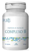 Suplemento Vitaminico Complexo B - PURIS