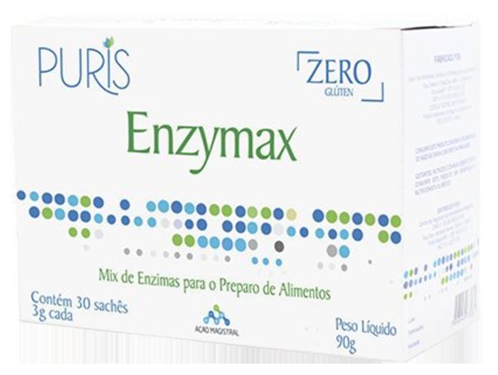 Enzymax 30 Sachês - PURIS