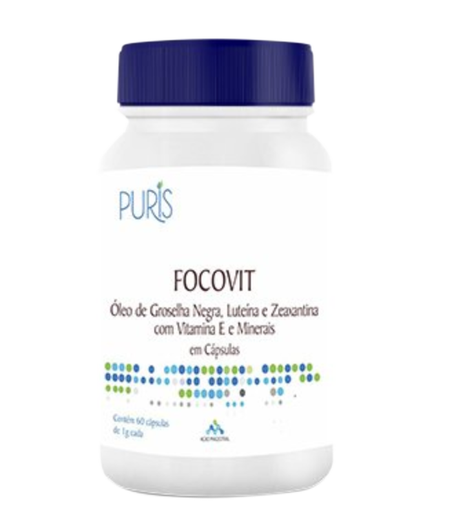 Focovit 60 Cápsulas - PURIS