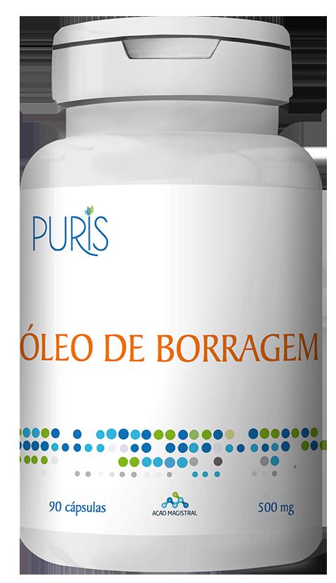 Óleo de Borragem - PURIS