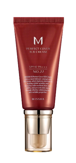 Perfect Cover BB Cream - 50ml - nº27 - MISSHA