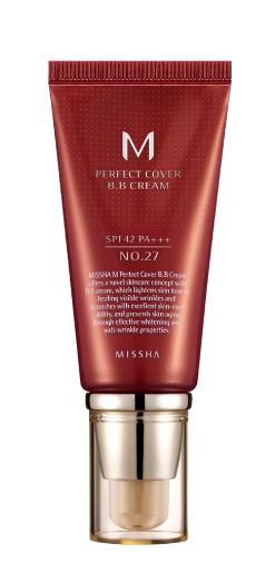 Perfect Cover BB Cream - 50ml - nº 31 - MISSHA