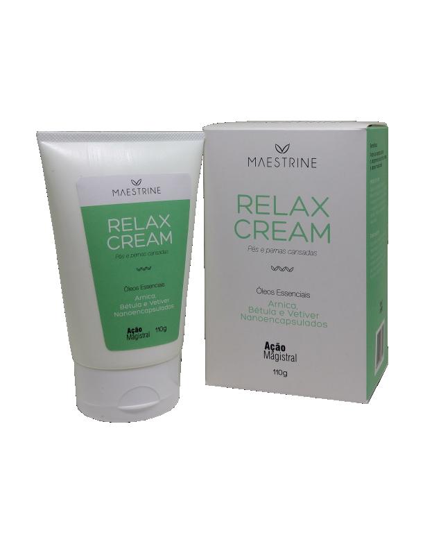 Relax Cream 119g - MAESTRINE